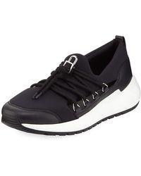 Buscemi | Run1 Neoprene Lace-up Sneaker | Lyst