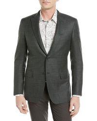 Brioni - Textured Tri-blend Blazer - Lyst