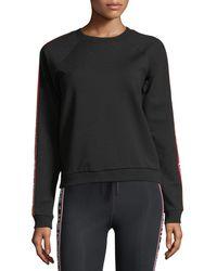 The Upside - Star Bound Long-sleeve Crewneck Sweatshirt - Lyst