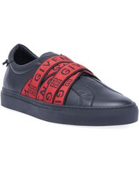 04e9b1ac20870 Lyst - Givenchy Men's Urban Street Multi-elastic Slip-on Sneakers in ...