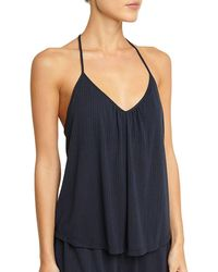 Eberjey - Baxter T-back Lounge Camisole - Lyst