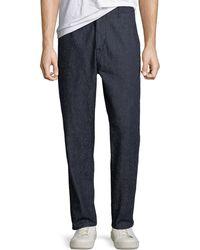 Levi's - Men's Tapered Silk-blend Trouser Pants - Lyst