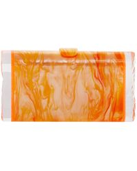 Edie Parker - Lara Backlit Acrylic Clutch Bag - Lyst