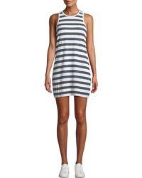 Splendid - Todos Santos Knit Stripe Racerback Dress - Lyst