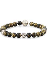 John Hardy - Modern Chain Bead Bracelet - Lyst