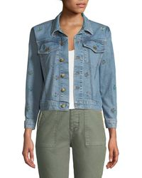 The Great - The Boxy Jean Jacket - Lyst