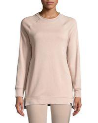 Varley - Manning Raglan Pullover Sweatshirt - Lyst