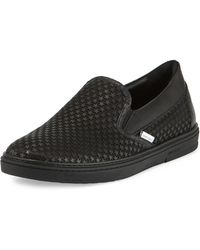 Jimmy Choo | Grove Men's Rubber Star Slip-on Sneaker | Lyst
