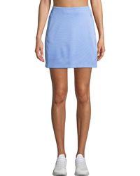Tory Sport - Performance A-line Golf Skirt - Lyst