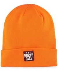 The North Face - Men's Dock Worker Fold-over Beanie - Lyst