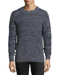 G-Star RAW - Suzaki Cotton-knit Sweater - Lyst