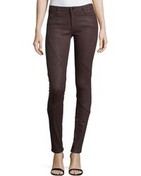 Brockenbow - Waxpuzzle Mirror Mid-rise Skinny Jeans - Lyst