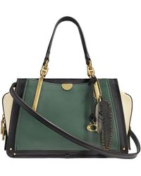 COACH | Dreamer 27 Glove-tanned Leather Satchel Bag | Lyst