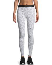Koral - Molecular Sloane Mid-rise Activewear Leggings - Lyst