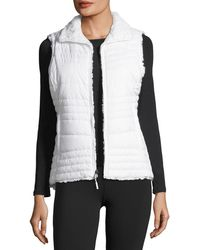 The North Face | Swirl Reversible Performance Vest | Lyst