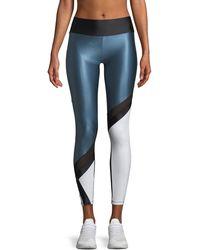 Lanston - Jenner Colorblock Performance Leggings - Lyst