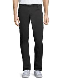Theory - New Haydin Writer Straight-leg Pants - Lyst