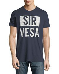Sol Angeles - Men's Sir Vesa Graphic T-shirt - Lyst
