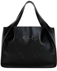 Stella McCartney | Alter East-west Perforated Tote Bag | Lyst