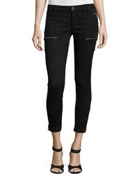 Joie - Park Twill Skinny Jeans - Lyst