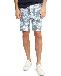 Sol Angeles - Men's Palm Saddle Shorts - Lyst