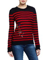 76c2843fdabce4 Women's Zadig & Voltaire Knitwear - Lyst