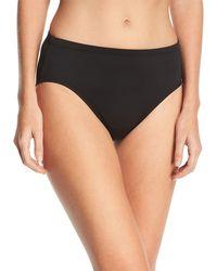 a97b509739eab La Blanca - High-waisted Tummy Toner Swim Bikini Bottom Plus Size - Lyst