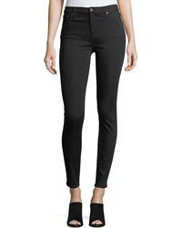 Johnny Was - Skinny Mid-rise Jeans - Lyst