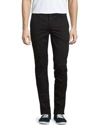 J Brand - Brooks Slim Fit Trousers - Lyst