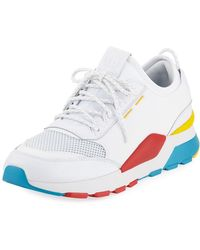 2e794753885 PUMA - Men s Rs-0 Play Running Sneakers - Lyst