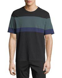 Vince - Men's Colorblock T-shirt - Lyst