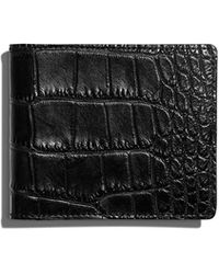 Shinola - Men's Alligator Classic Bifold Wallet - Lyst