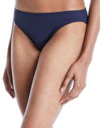 MICHAEL Michael Kors - Classic Hipster Bikini Bottoms - Lyst