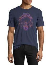 John Varvatos - Men's Mind Experiment Graphic T-shirt - Lyst