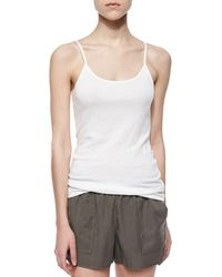 Joie - Coraline Slub-knit Camisole - Lyst