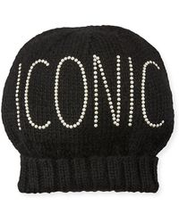 Eugenia Kim - Marguerite Iconic Knit Beanie Hat - Lyst
