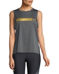 Under Armour - Perpetual Graphic Muscle Tank Top - Lyst