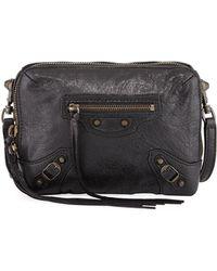 4c0c608a2a6b Lyst - Chanel Matelasse Chain Shoulder Bag Lamb Leather Vintage ...