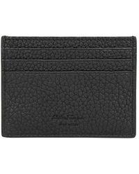 Ferragamo - Men's Firenze Gamma Leather Flat Card Case - Lyst