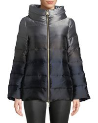 Herno - Down-fill Ombre Puffer Coat - Lyst