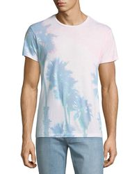 Sol Angeles - Men's Summer Sunset Graphic T-shirt - Lyst