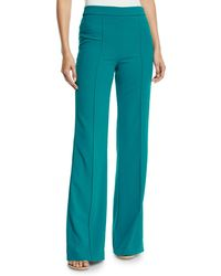 Alice + Olivia - Jalisa High-waist Fitted Pants - Lyst