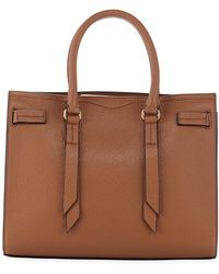 Rebecca Minkoff - Sherry Leather Satchel Bag - Lyst