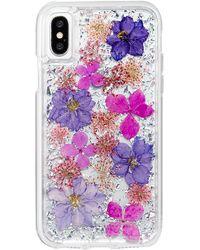 Case-Mate - Petals Iphone® X Case - Lyst