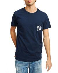 Sol Angeles - Men's Be Rad Pocket T-shirt - Lyst