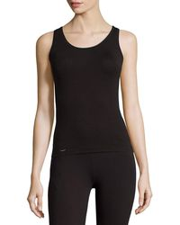 La Perla - New Project Scoop-neck Racerback Tank - Lyst
