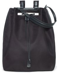 The Row - Backpack 11 Nylon Bag - Lyst