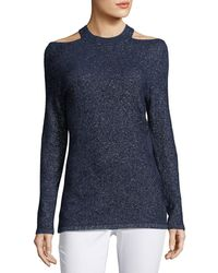 Elie Tahari - Brodly Sweater - Lyst