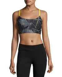 Alala - The Cut Cami Sports Bra - Lyst