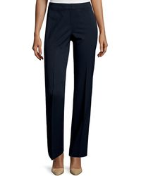 Lafayette 148 New York - Barrow Stretch-wool Suiting Pants - Lyst